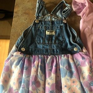 Toddler osh kosh dress